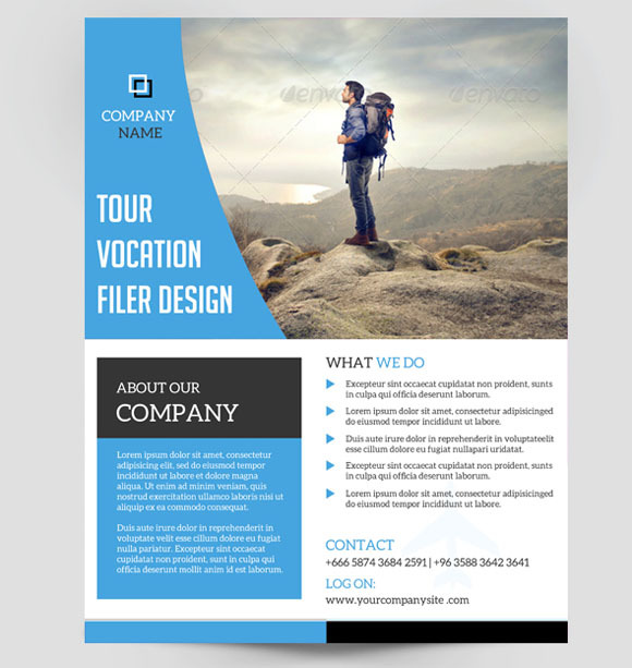 Business Flyer | SiStec