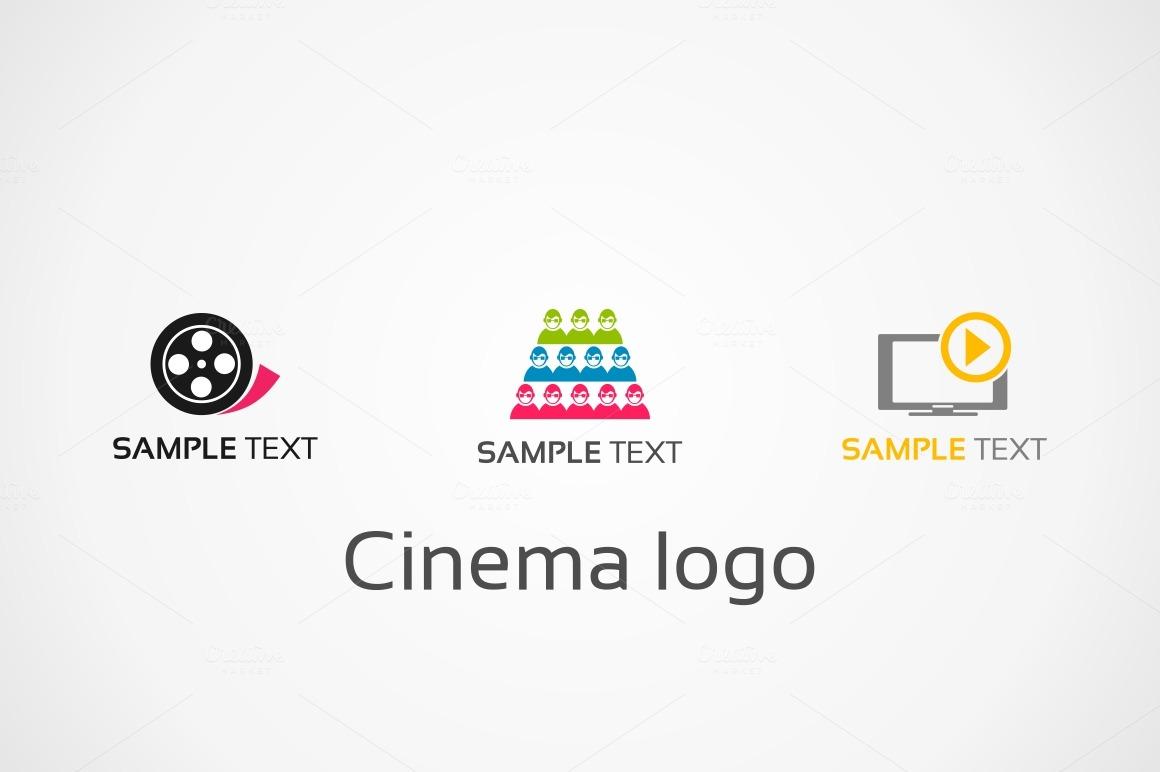 Cinema logo ~ Logo Tem... Cinema One Logo