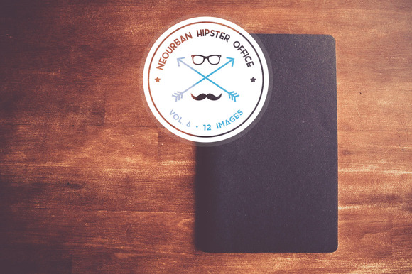 Neourban Hipster Office Vol. 6 (12x) - Objects