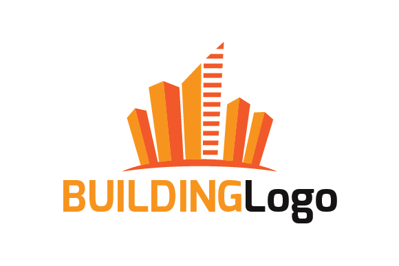 building logo logo templates on creative market