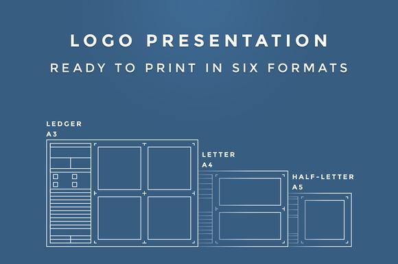 Logo Presentation Template Pdf Bellacoolaco