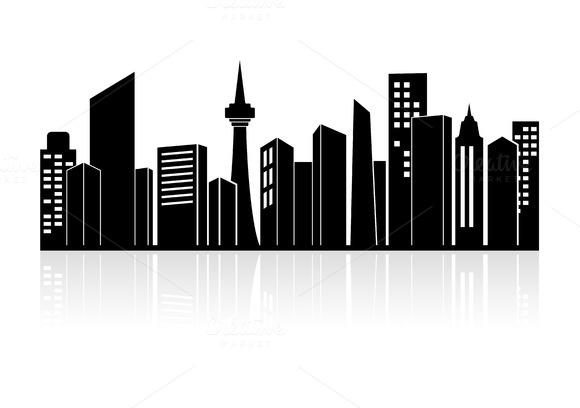 urban landscape illustrations on creative market