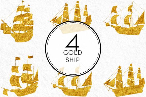 Gold Ship