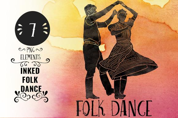 Inked Folk Dance