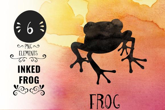 Inked Frog