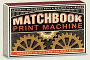 Matchbook Print Machine-Graphicriver中文最全的素材分享平台