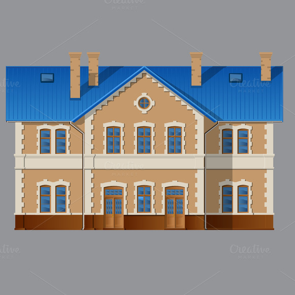 Residential Private House
