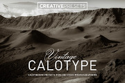 Vintage Calotype Lightroom -Graphicriver中文最全的素材分享平台