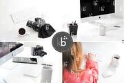 MINIMAL DESK STOCK PHOTO BU-Graphicriver中文最全的素材分享平台