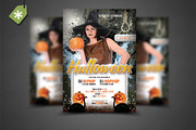 Halloween Flyer Template 8-Graphicriver中文最全的素材分享平台