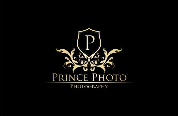 Prince Photo Luxury Logo
