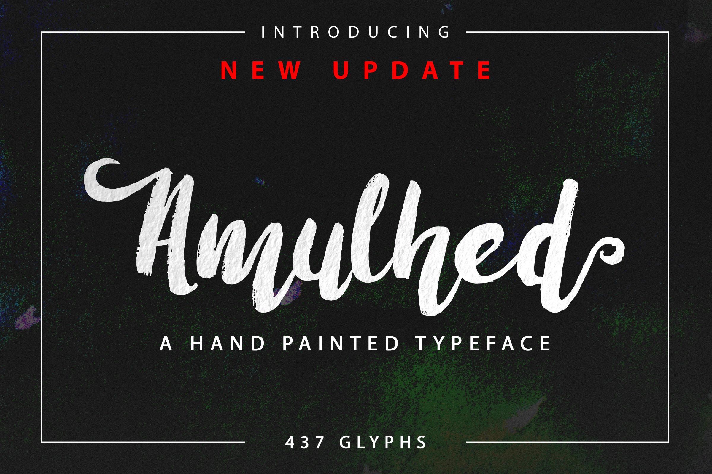 Amulhed Brush - Script - 1