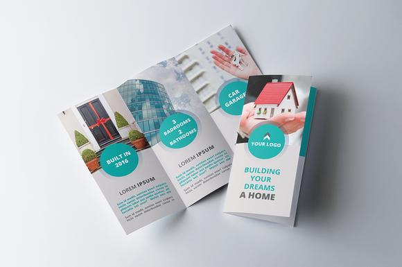 Real Estate Tri-fold Brochure FAB
