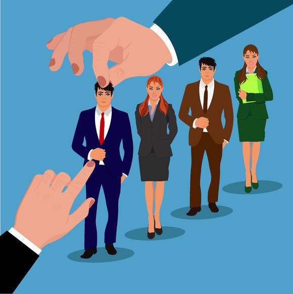 Recruitment Concept Interview