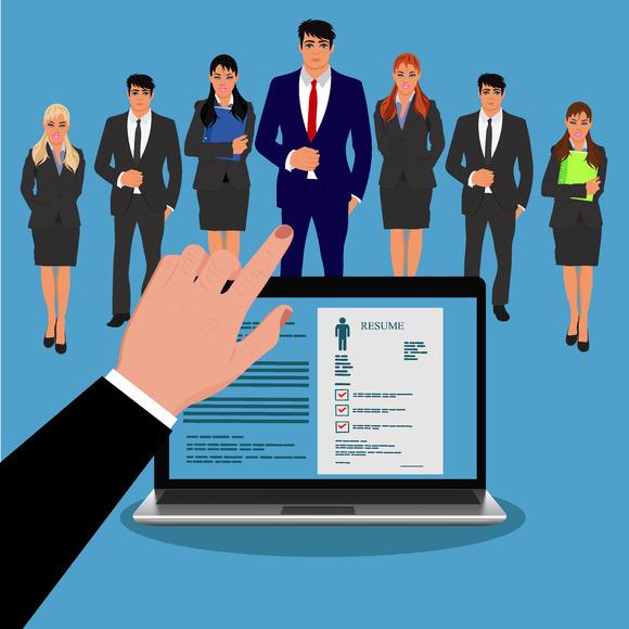 Interview Job Hunter Recruitment