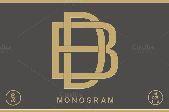 BD Monogram DB Monogram