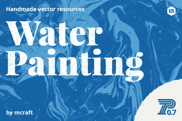 Water Painting Texture Pack 0.7 - Textures