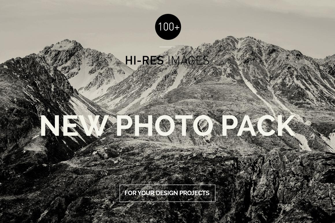 100 Ultra Hi-Res Images