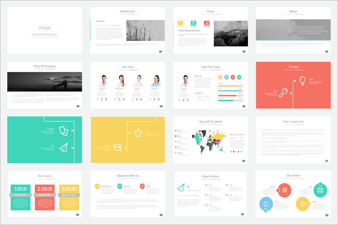 maya presentation template presentation templates on