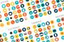 Brighty Flat Icons 智能设备-Graphicriver中文最全的素材分享平台