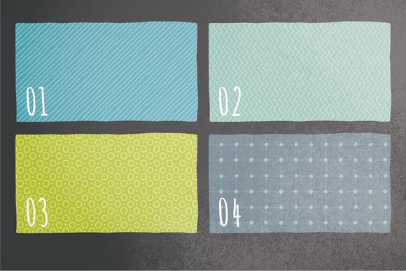 Примеры использования в разных цветовых сочетаниях фона и текстур