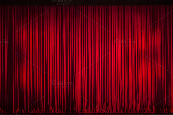Fancy Living Room Curtains Black Velvet Theater Curtains