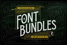 Font Bundles 2