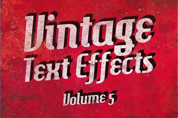 Vintage photos, graphics, fonts, themes, templates ~ creative market