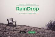 RainDrop - A Multipurpose T-Graphicriver中文最全的素材分享平台