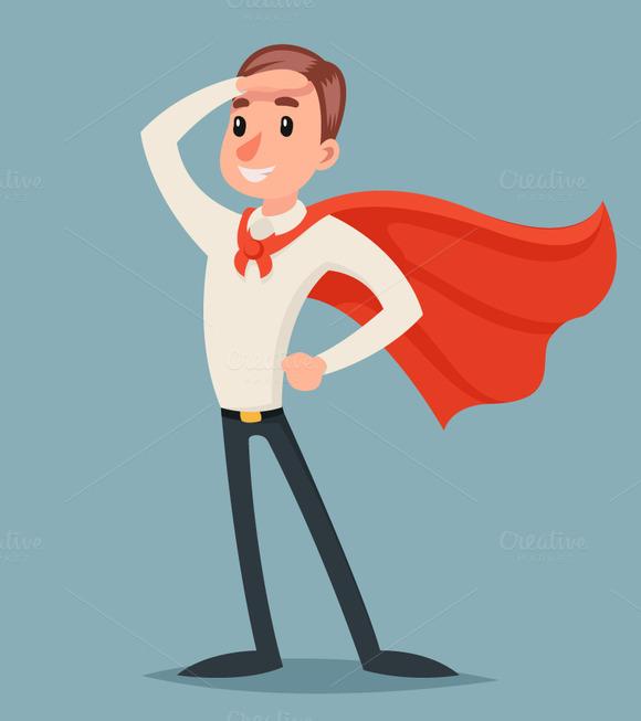 Cartoon Image Of Brave Boy » Designtube - Creative Design ...