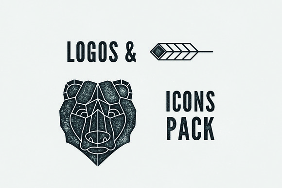 Logo And Icon Pack Use For All