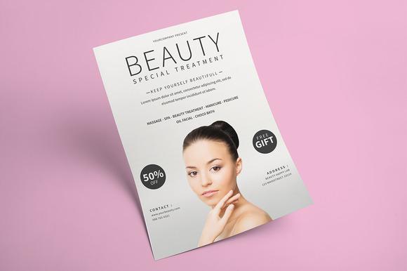 Beauty Care Flyer