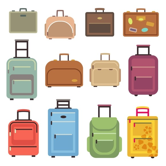 Travel Luggage Bags Suitcases