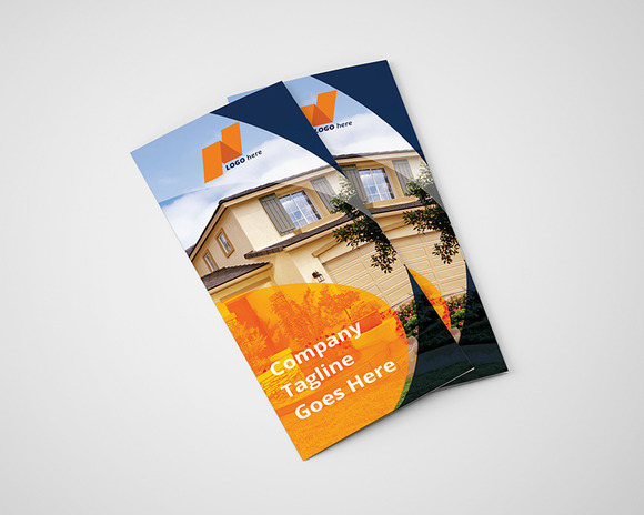 Real Estate Tri-Fold Template