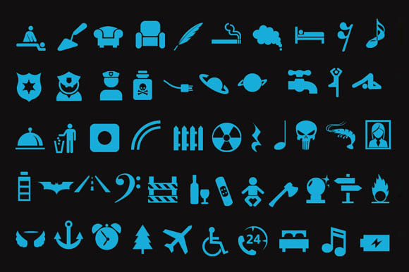 1900 Vector Icons - Icons - 4
