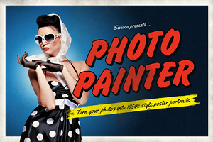 Photo Painter – Photoshop Action