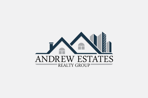 Real Estate Logos : Real estate logo templates on creative market