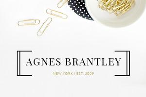 Logo Suite : Agnes