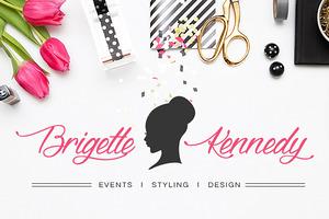 Logo Suite : Brigette