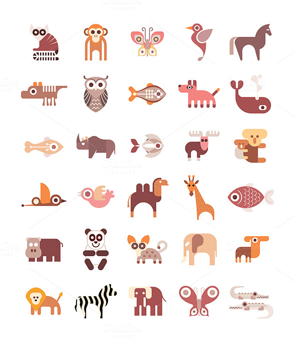 Icons On Creative Market