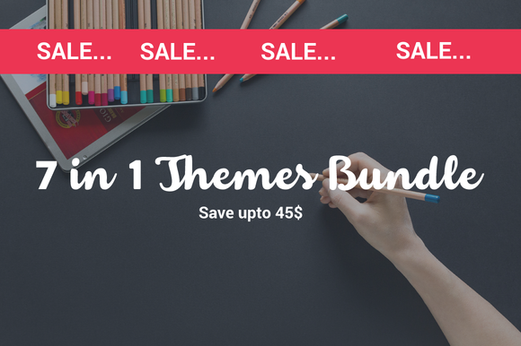 Bootstrap Bundle 7 In 1