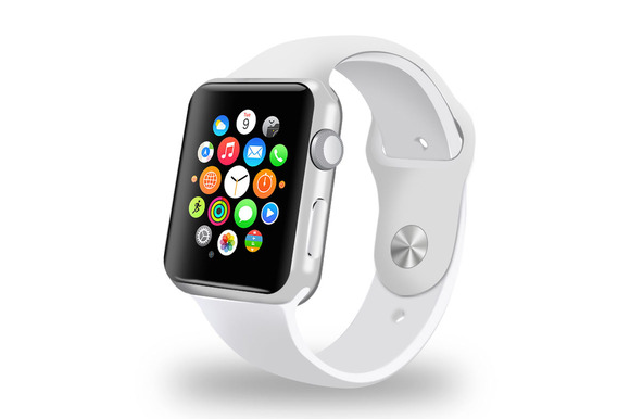 Apple Products Psd Apple Watch Psd