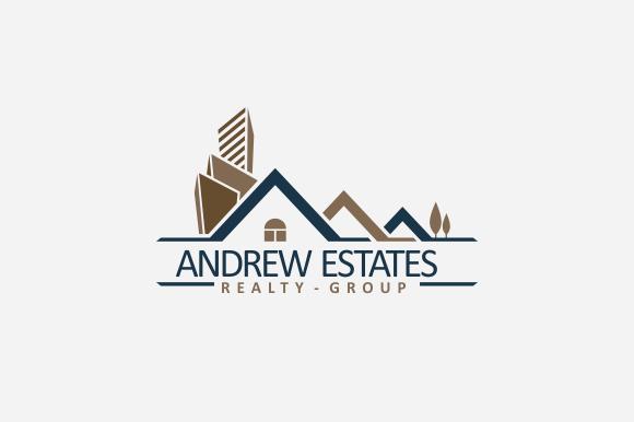Real Estate Logos : Real estate logo v templates on creative market