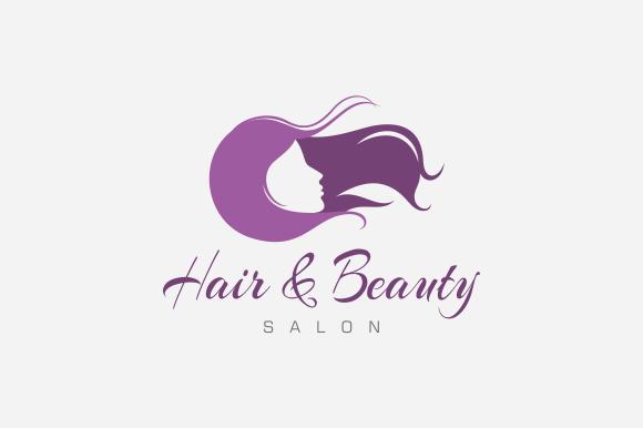 Hair & Beauty Salon Logo ~ Logo Templates on Creative Market - photo #29