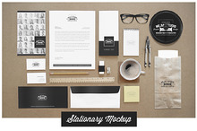 Identity/Branding Mock-ups