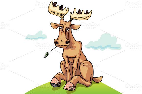 Perplexing Moose