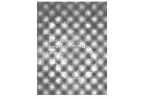 Halftone Textured Vector