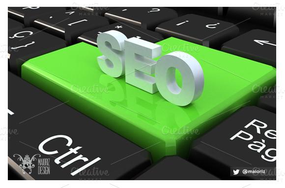 SEO Keyboard