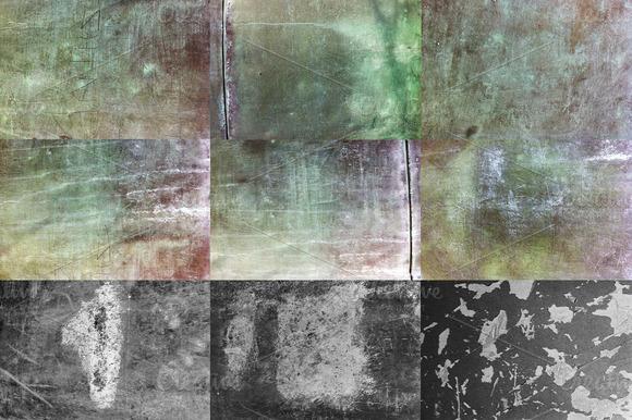 14 Metal Texture Images