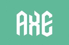 Axe Typeface